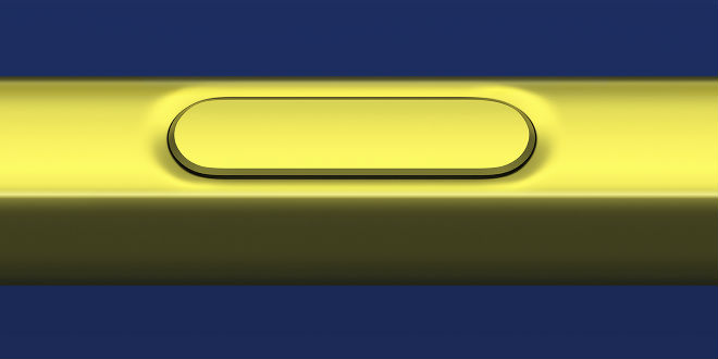 Photo of Samsung Galaxy Note 9 ซุ่มปรับ S-Pen เชื่อมต่อ Bluetooth ได้