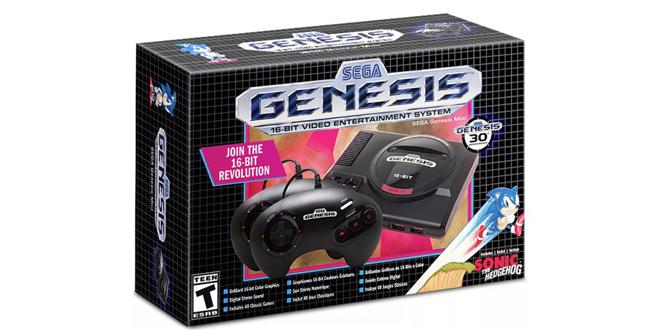 Sega Genesis Mini ราคา 3,390 บาท