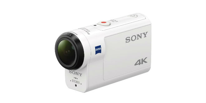 sony-FDR-X3000R -action-cam