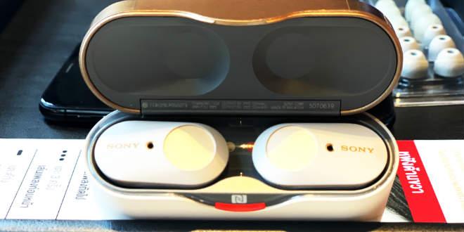 Sony WF-1000XM3 ราคา 8,990 บาท