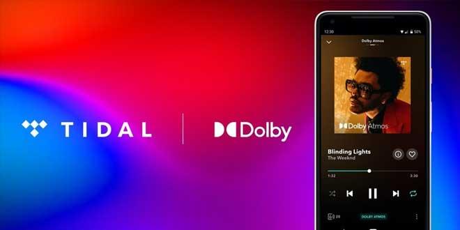 ผู้ใช้ Tidal HiFi จะสามารถสตรีมเพลงในแบบ Dolby Atmos ได้แล้ว