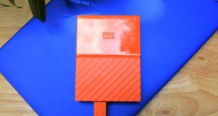 รีวิว WD My Passport  ฮาร์ดดิสก์พกพาสีแสบสุดใจความจุ 4TB