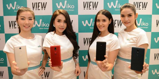Photo of Wiko เปิดตัวสมาร์ทโฟนเรือธงตระกูล View Series เน้นจอใหญ่ 18:9  ตั้งเป้ายอดขาย 1 ล้านเครื่องภายในสิ้นปี