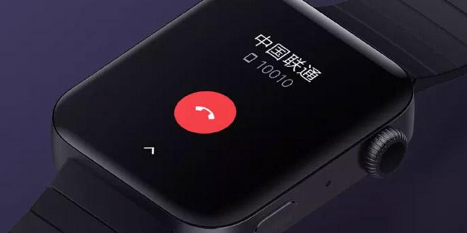 Xiaomi Smart Watch รับสาย และโทรออกได้